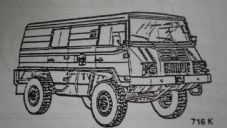 Steyr Daimler Puch.6x6.All variants.Operating Information.